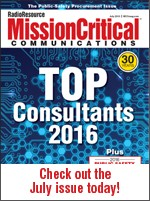 V‑COMM Named Top Consultant of 2016