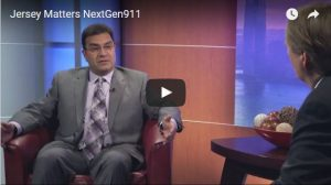 "V‑COMM President Discusses State 911 Fee Diversion NJTV News Segment ""Jersey Matters"""
