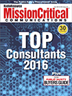 Mission Critical Top Consultant 2016