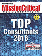 Mission Critical Communications Top Consultants 2016
